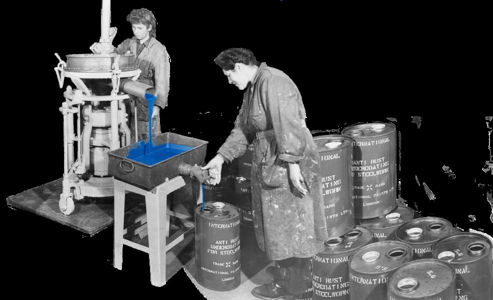 Barrel Filling