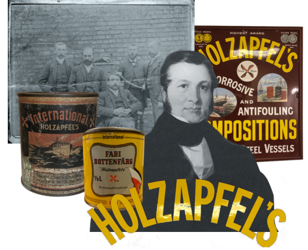 Max and Albert Holzapfel Founders